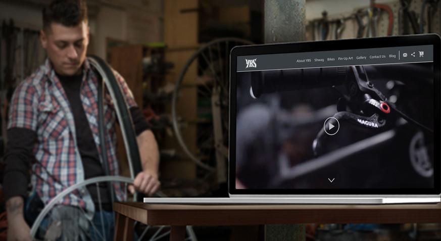 YBS Bikes eCommerce Website