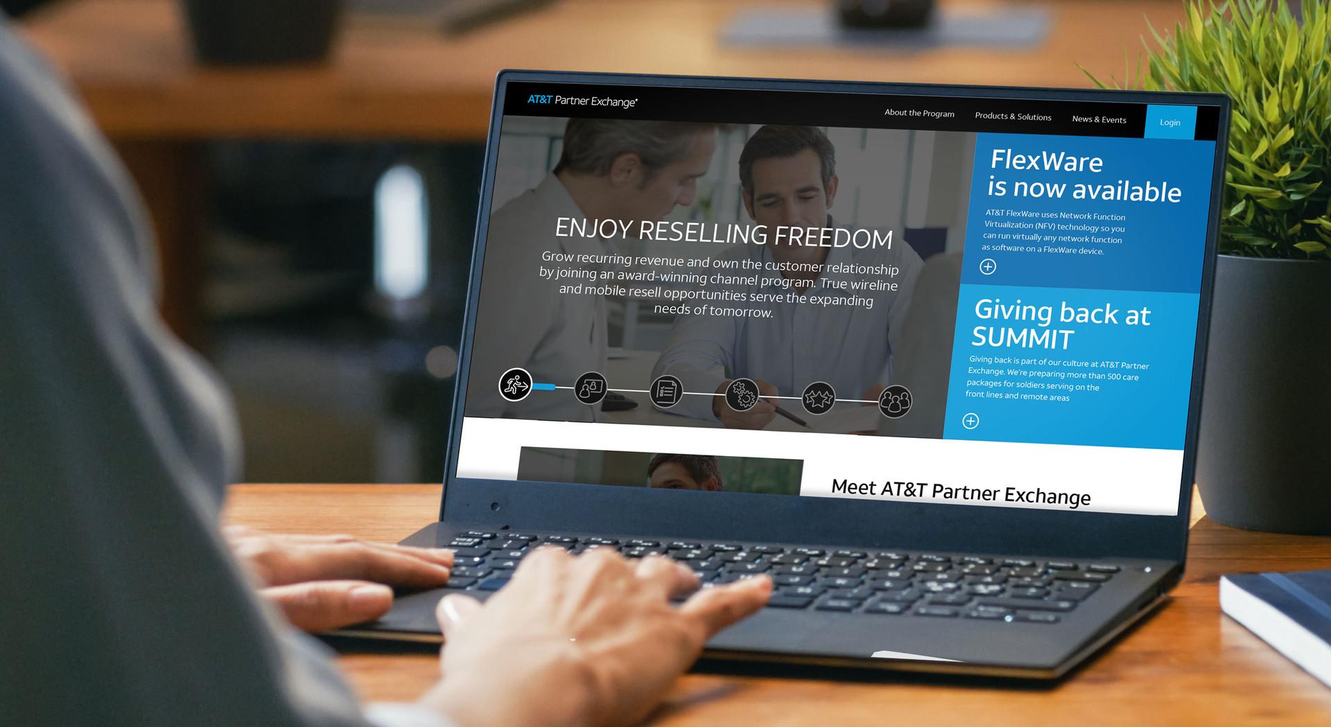 AT&T Web Portal