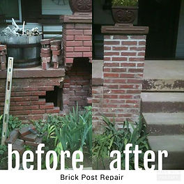 Masonry repair Oklahoma & Kansas