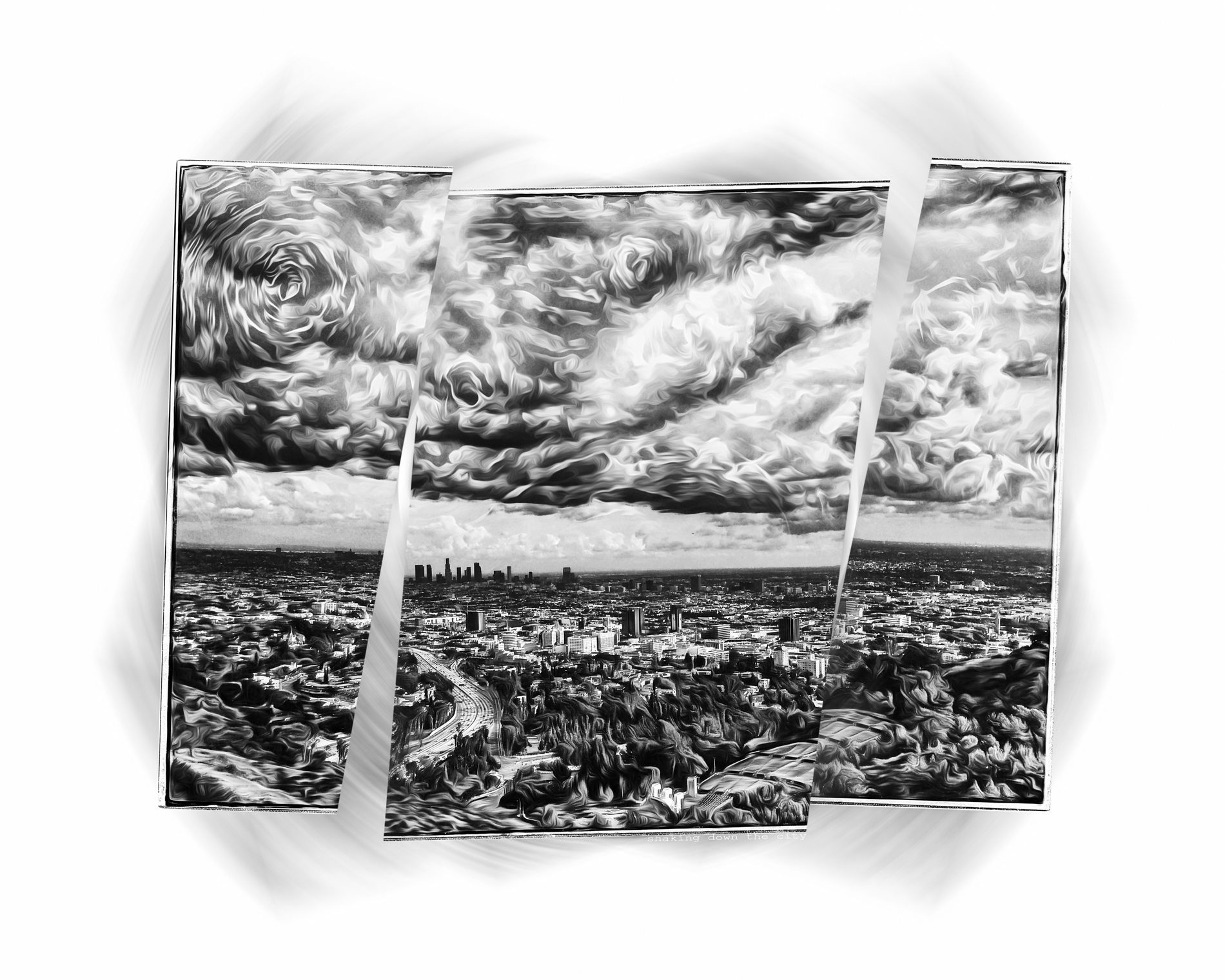 Shaking Down the CityBruce Burr - 1900x7
