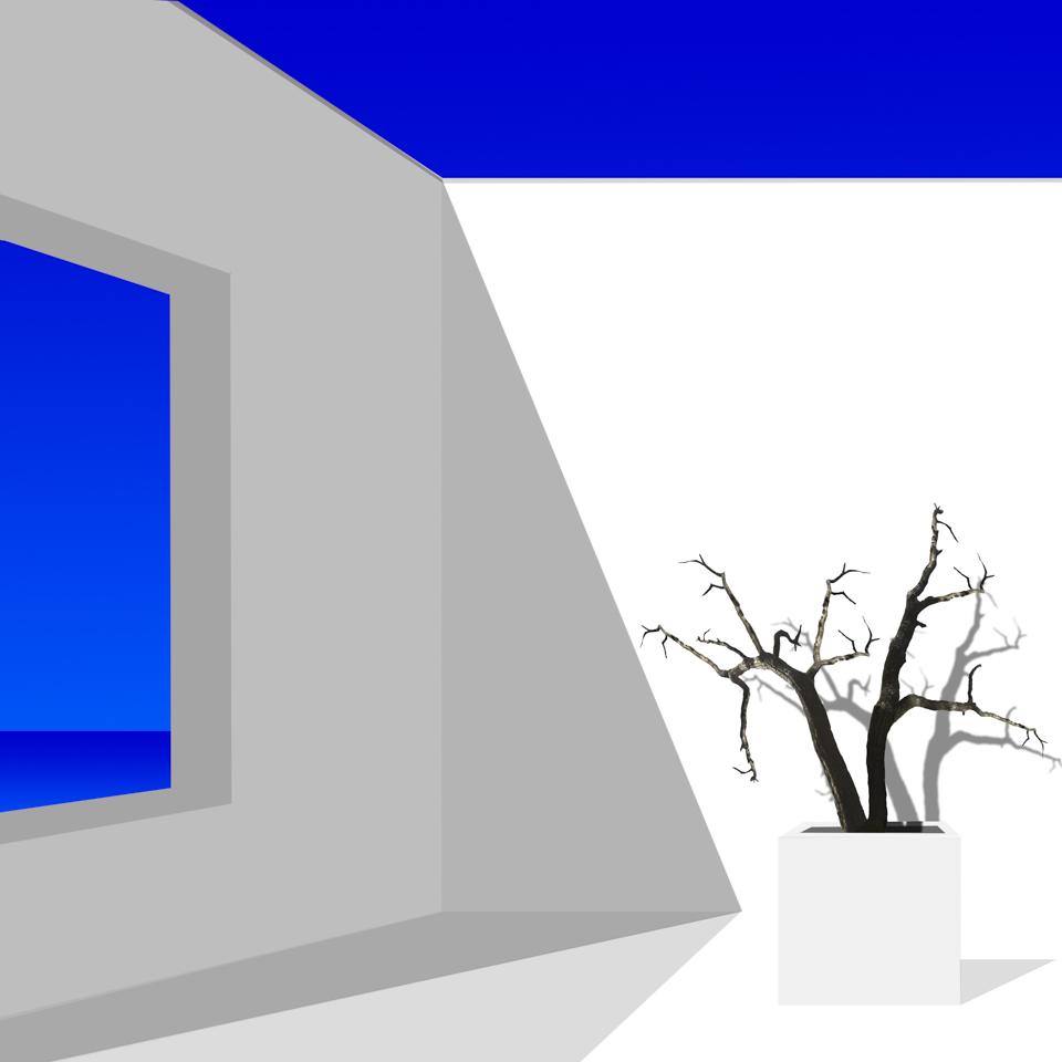 My Santorini Villa in my dreams
