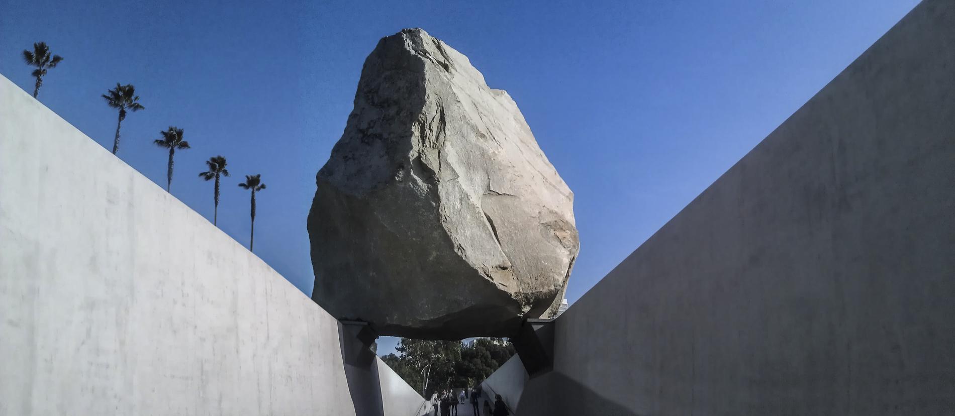 Levitated Rock LACMABruce Burr - 1900x72