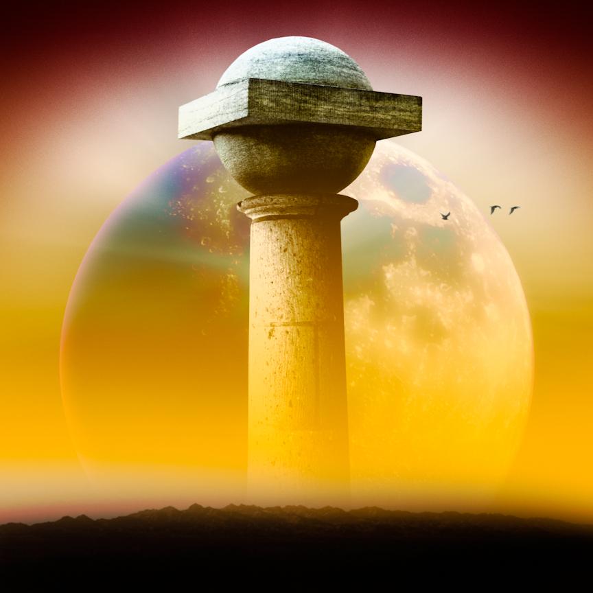 Pillar Of The Universe