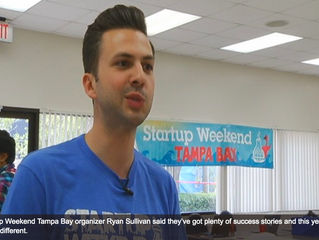 Start Up Weekend Tampa Bay gives a glimpse into the future