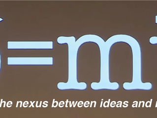 Physics, Wall Street and IMPACT: The nexus between ideas and momentum