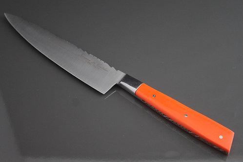 Cuisine Idéal 15 cm manche G10 orange