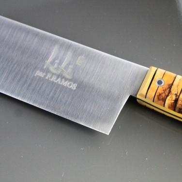 Couteau Canard Laqué