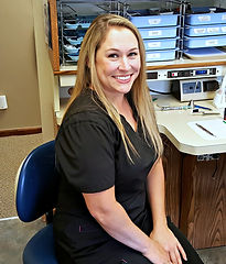 Photo of dental hygienist Melissa Visioli