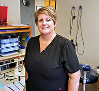 Photo of dental assistant Kristen Holmes