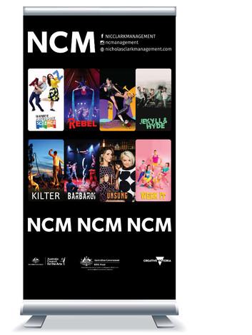 NCM Exhibition Banner