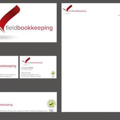 Field Bookkeeping - Logo + Stationery