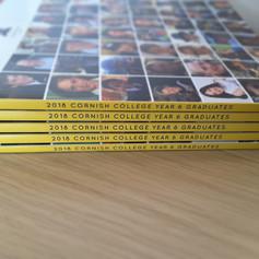 Cornish College Graduation Book