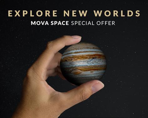 Explore New Worlds