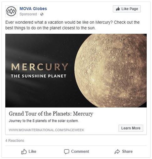 Mercury Spotlight