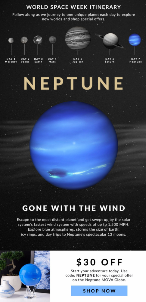 Neptune Spotlight