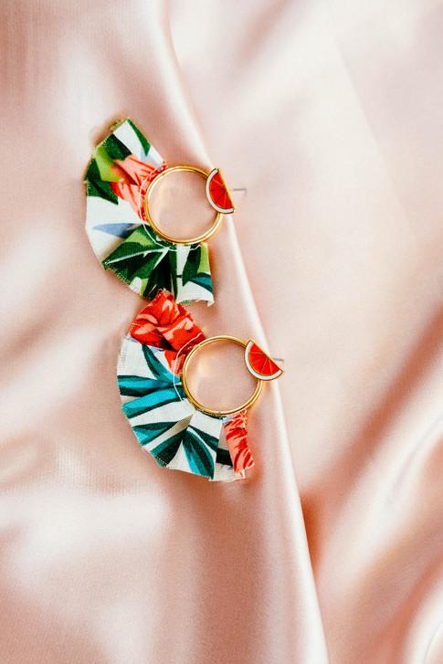 Palm Desert Earrings