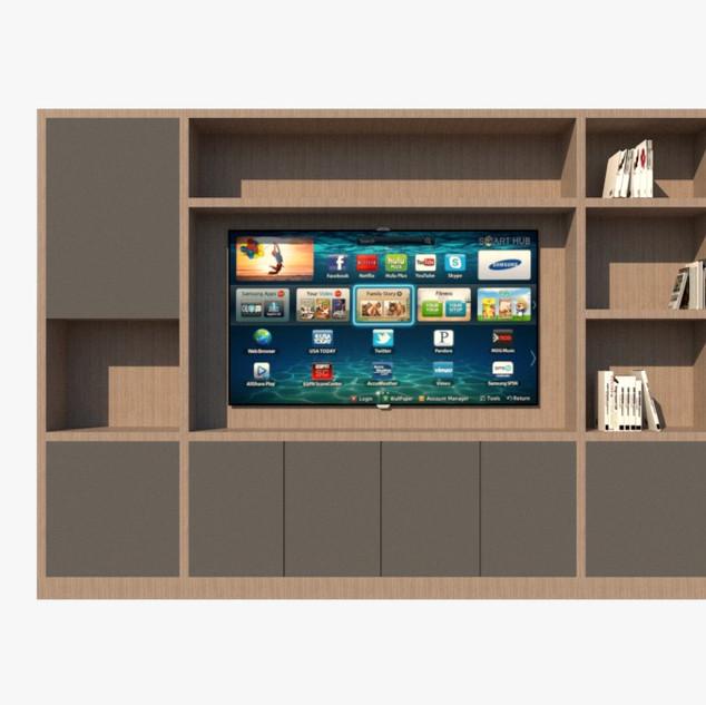 mueble t.v diseño