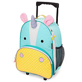 kid carry-on rolling backpack