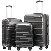 Family luggage set