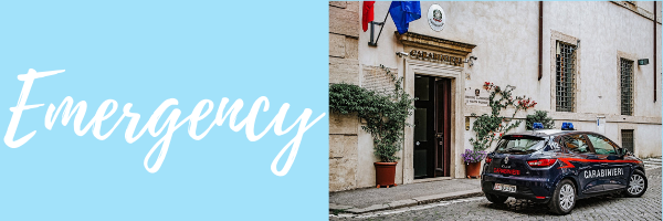 Important Italian phrases for traveling to Italy with Kids: Emergency