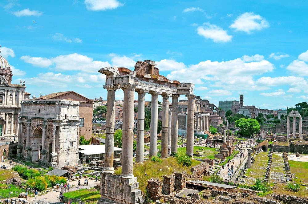Roman Forum, Rome, Italy Funny 1-Star Reviews