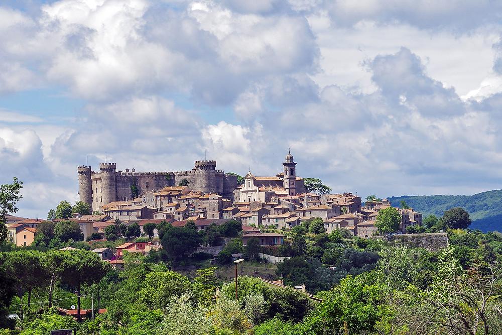 Day Trip from Rome Bracciano & Trevignano Romano