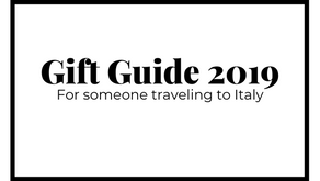 21 Gifts for Someone Traveling to Italy