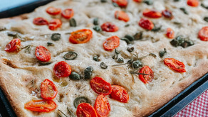 Step-by-Step Guide to Making Focaccia with Kids