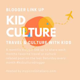 Kid Culture Blogger Link-Up
