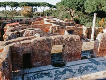 A Day Trip from Rome: A Kid-Friendly Alternative to Pompeii, Ostia Antica