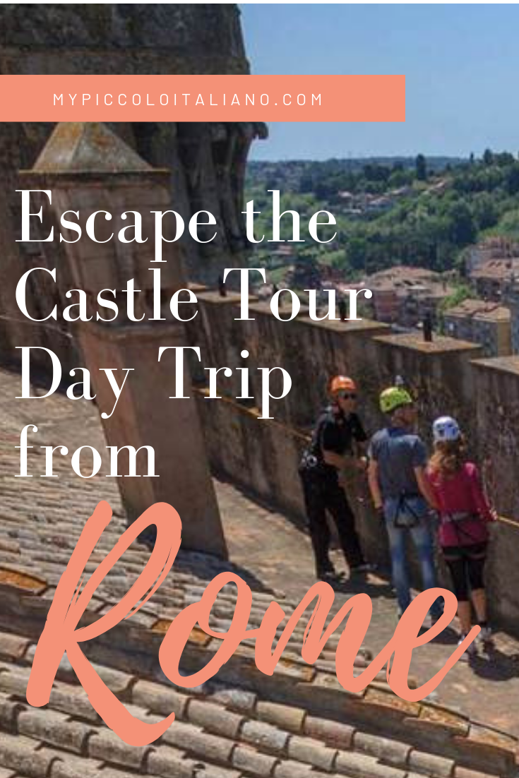Day trip from Rome, Bracciano, Italy