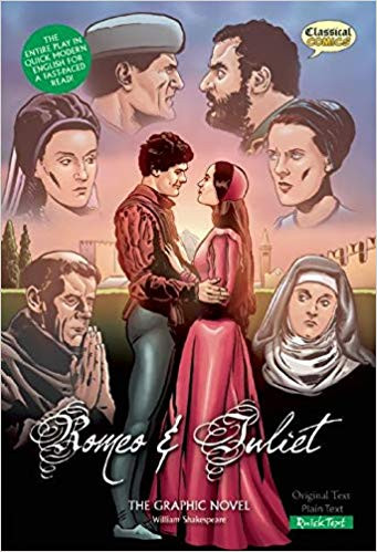 Rome and Juliet the Graphic Novel
