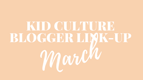 March Kid Culture Link-Up