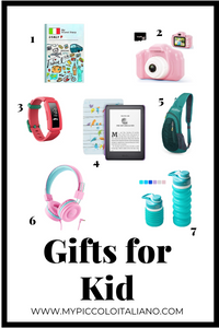 Gifts for Kids: Kids traveling to Italy