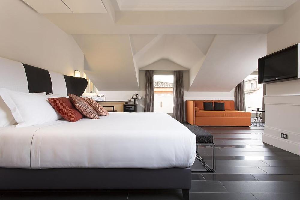 9 Stylish Family Friendly Hotels in Rome Palazzo Novano Hotel