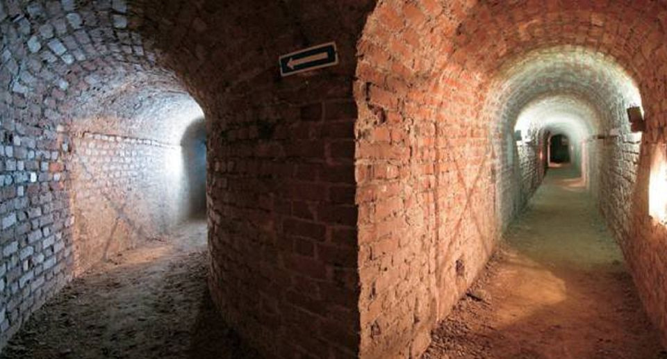 Turin, Italy Underground Tour