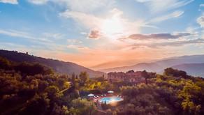 A Mom & Child Yoga Retreat in Tuscany, Italy