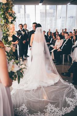 NY Wedding Ceremony