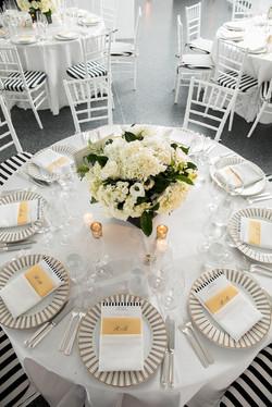 Wedding Dinner Tabletop