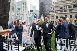 New York Wedding Ceremony