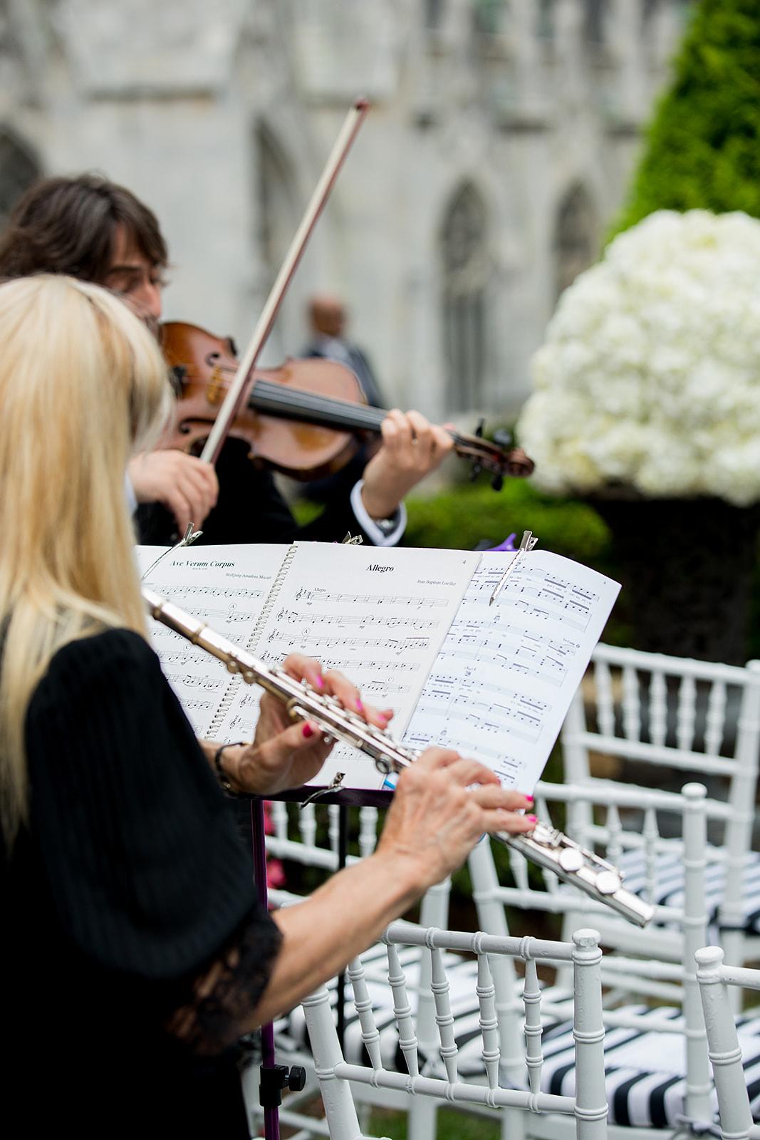 Wedding Ceremony String Musicians
