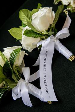 Family Wedding Flowers