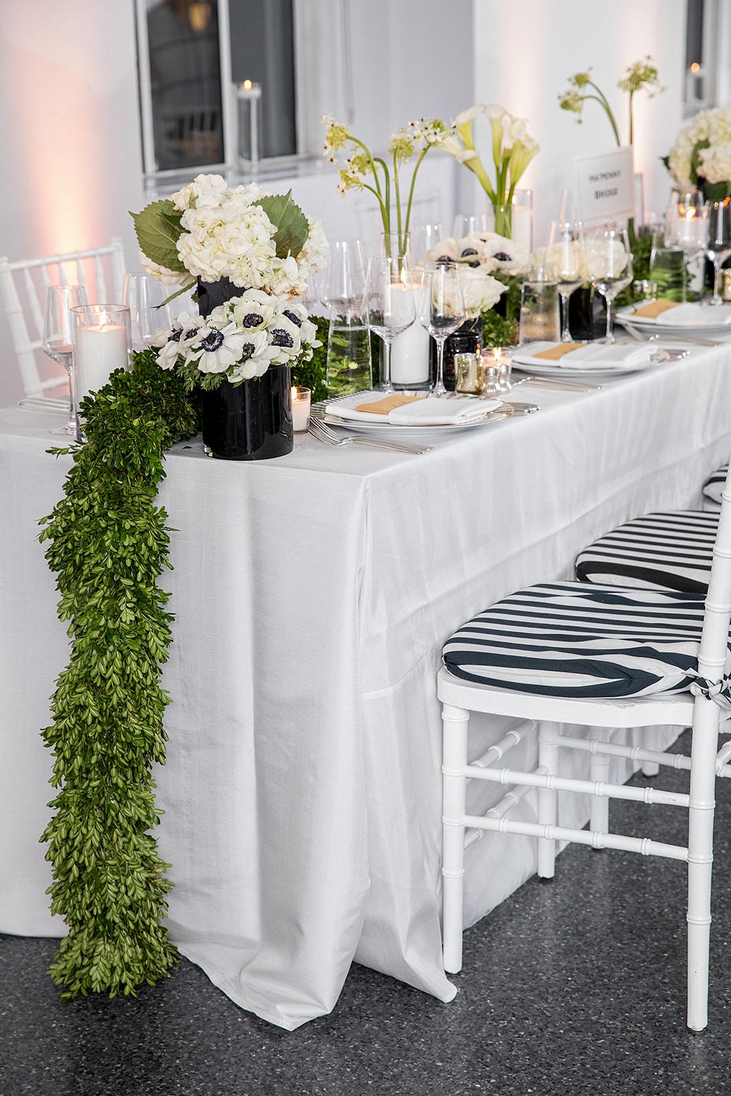 Bridal Party Tabletop