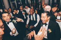 New York Wedding Party