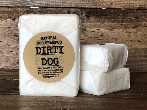 Dirty Dog Shampoo