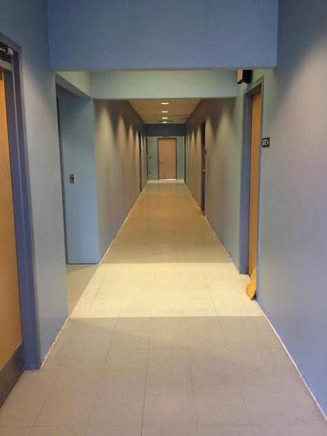 finished-hallway-steel-asheville