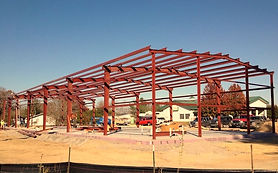steel-building-erection