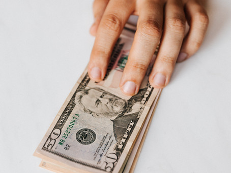 How to Give and Still Get Money Back