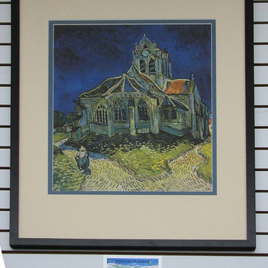 Ben Franklin - Grass Valley Frame Shop