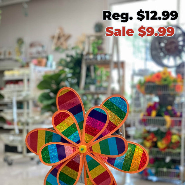 Rainbow Irid Flower Wind Spinner.JPG